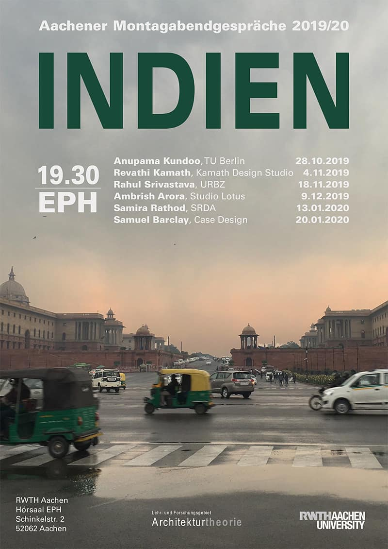 Montagabendgespräche Indien